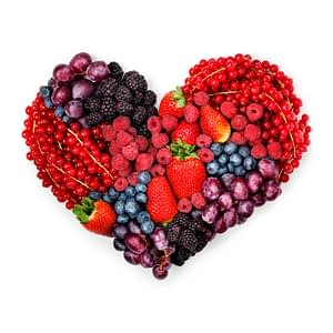 With love to berries.